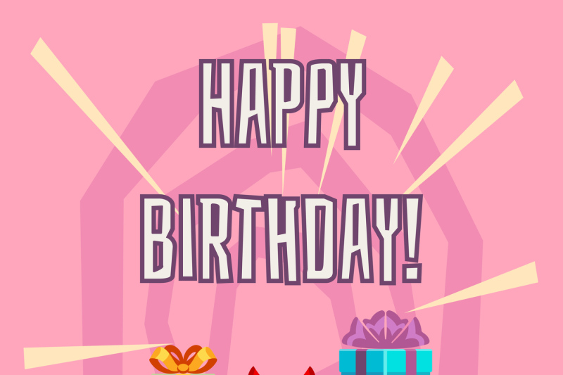 happy-birthday-greeting-card-with-a-heap-of-gift-boxes