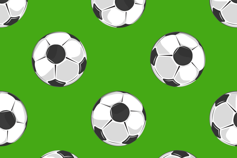 soccer-ball-pattern-background