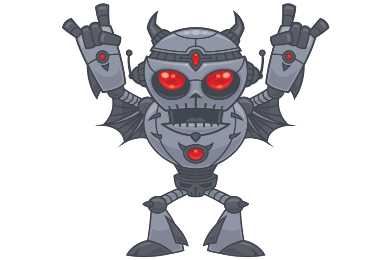 metalhead-heavy-metal-robot
