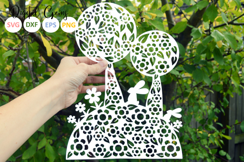 bunny-rabbit-paper-cut-svg-dxf-eps-files