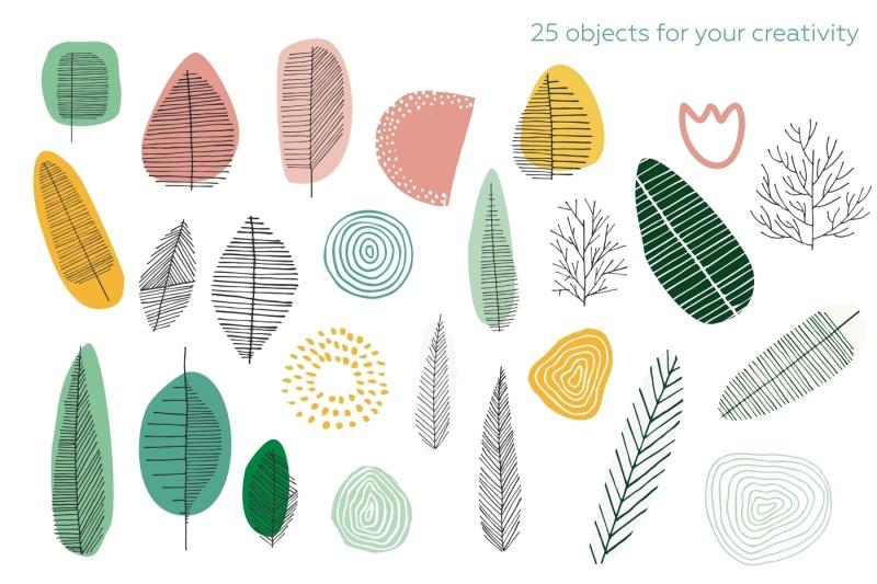 seasonarium-autumn-abstract-patterns-set
