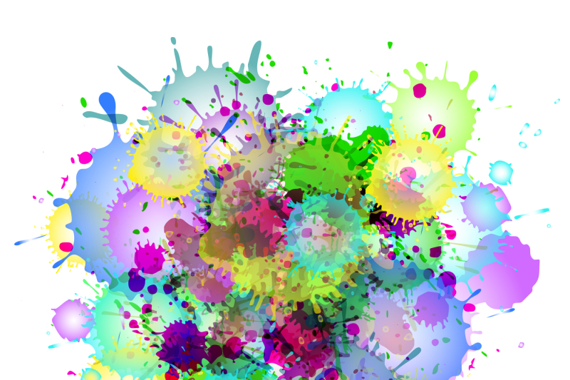 multicolored-watercolor-paint-splatters-vector-abstract-background