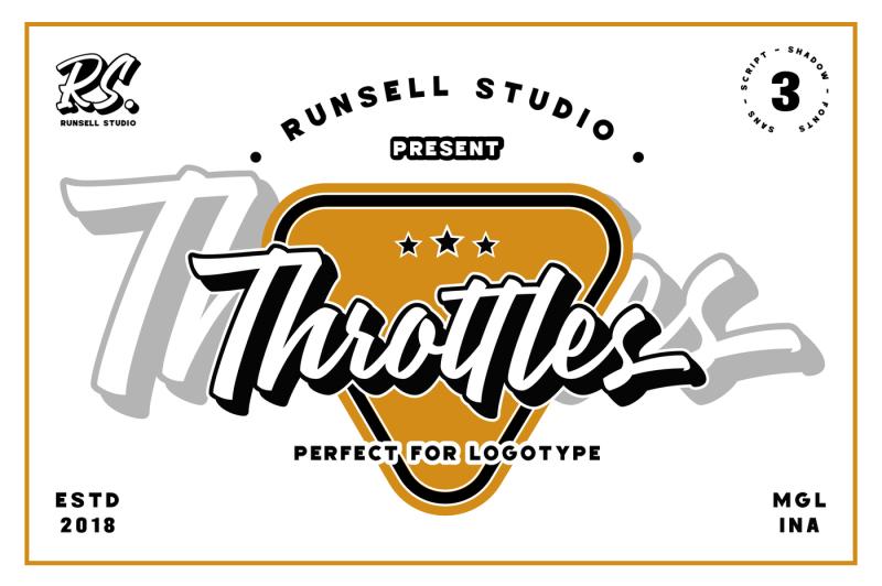 throttles
