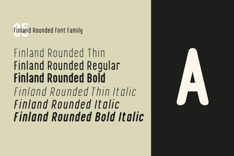 finland-rounded-font-family