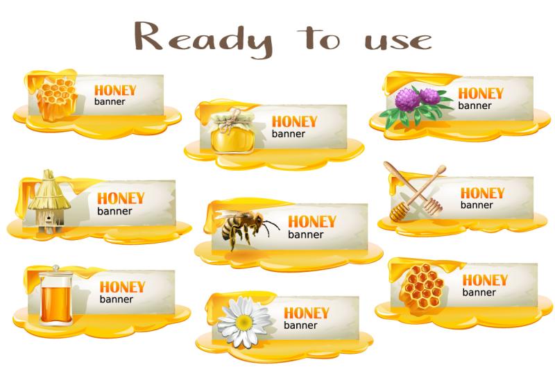 honey-elements