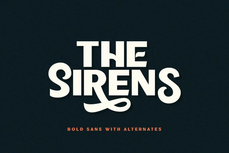 sirens-bold-sans