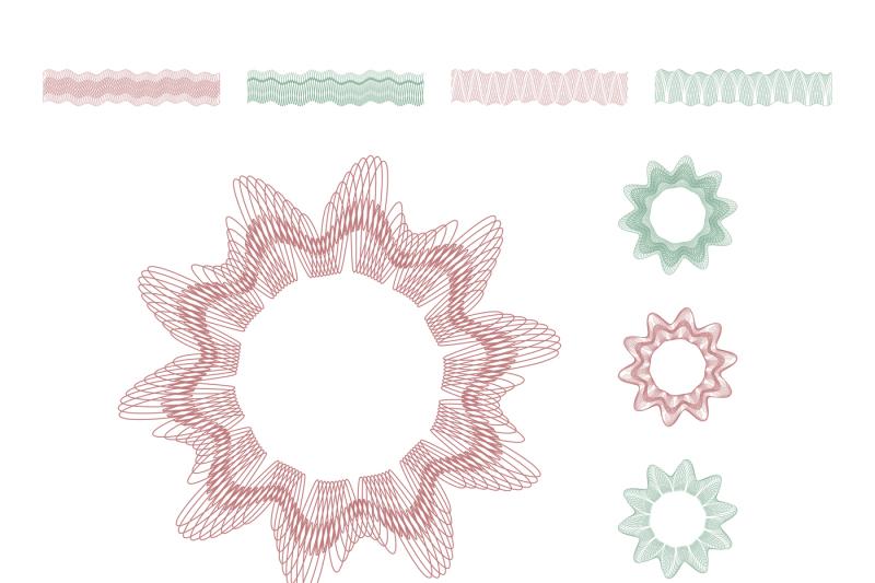 guilloche-engraving-lines-money-security-borders-vector-decorative-el
