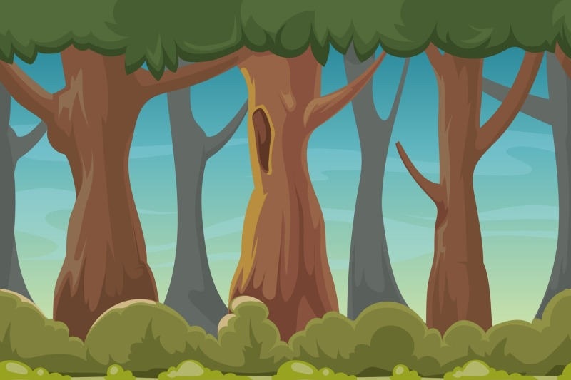 cartoon-seamless-forest-vector-background-for-smartphone-app-and-compu