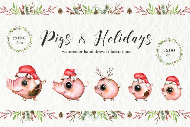 pigs-amp-holidays