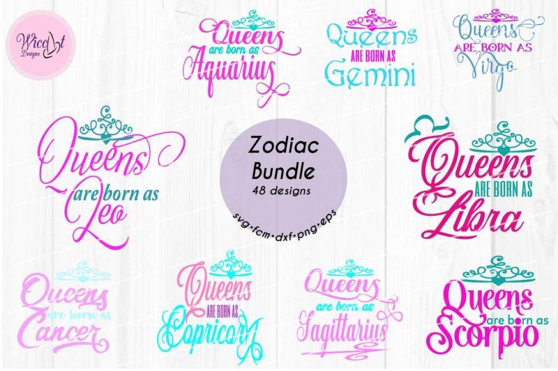zodiac-bundle-svg-all-zodiac-signs-queens-are-born-as