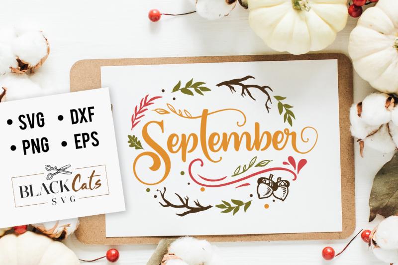 september-svg