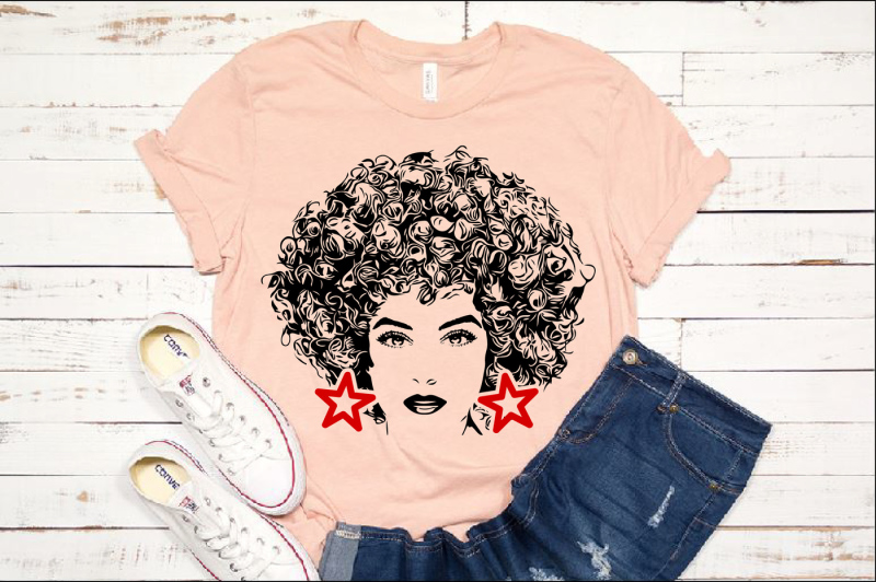 black-woman-svg-natural-hair-afro-nubian-princess-queen-clipart-141sv