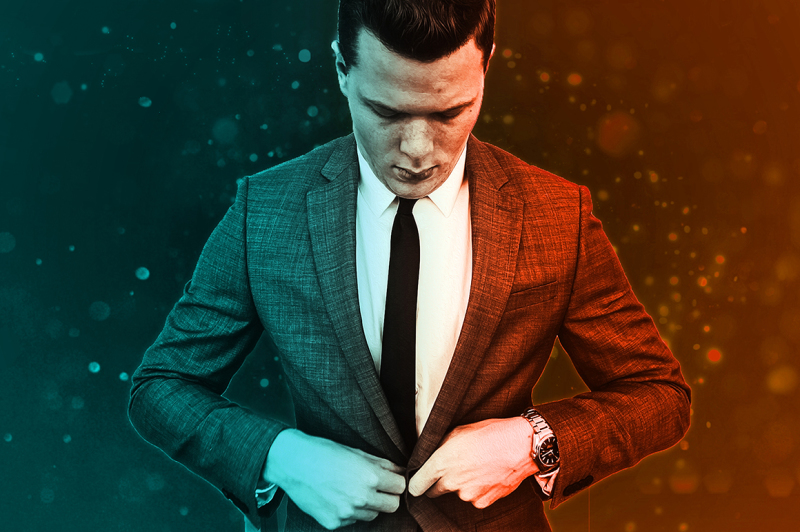 double-lighting-photoshop-psd-action