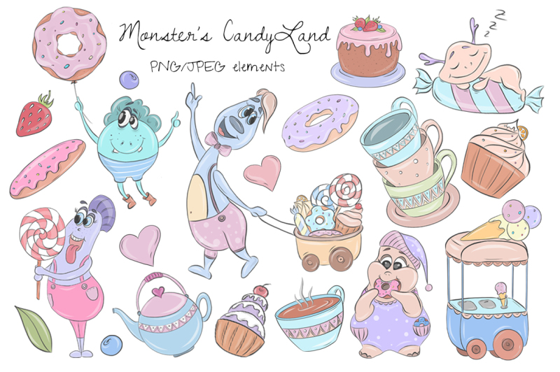 monster-s-candyland-kit