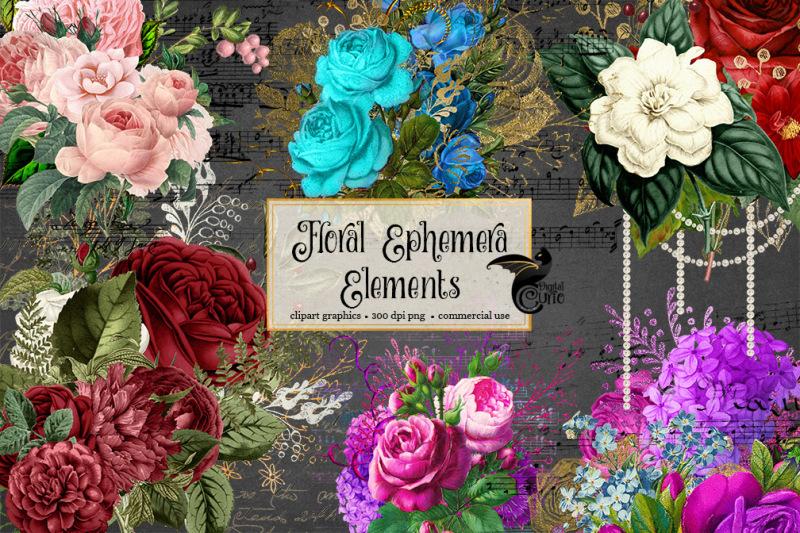 floral-ephemera-clipart