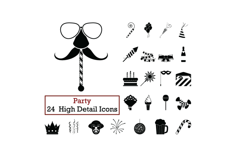 set-of-24-party-icons