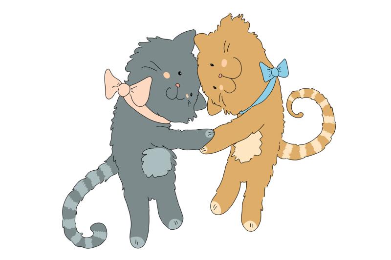 hugging-cats-best-friends-clip-art-png-jpeg