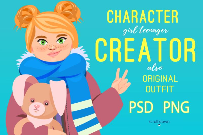 teenager-character-creator-psd