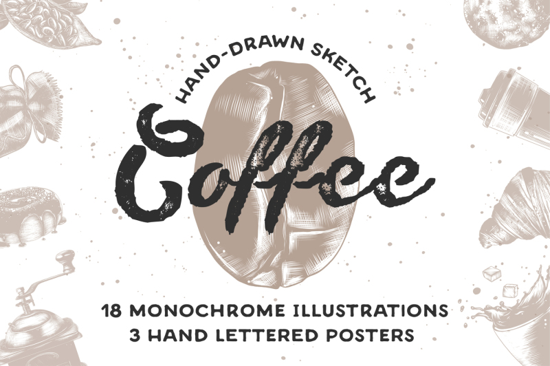 coffee-hand-drawn-sketch-collection