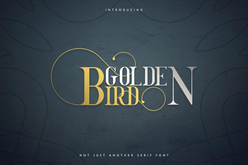 golden-bird-serif-font-cool-extras