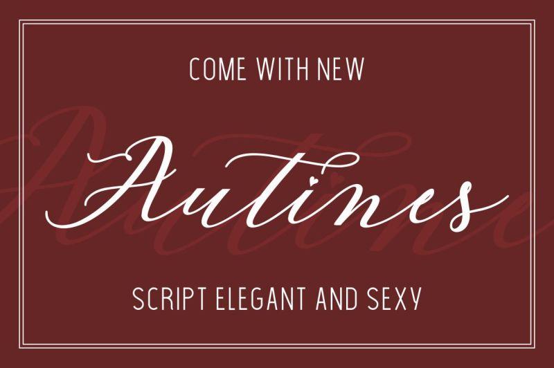 autines-script