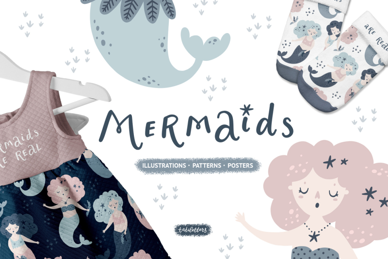 mermaids-prints-and-patterns