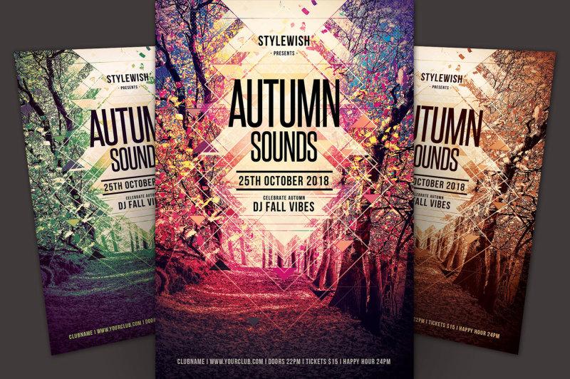autumn-sound-flyer