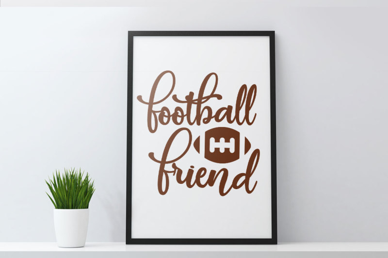 Family Friends Football Svg Jpeg Cut File Digital Download By