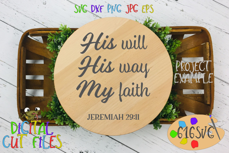 his-will-his-way-my-faith-svg