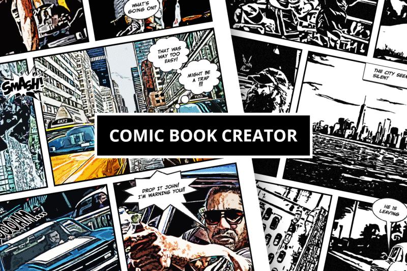 comic-book-creator