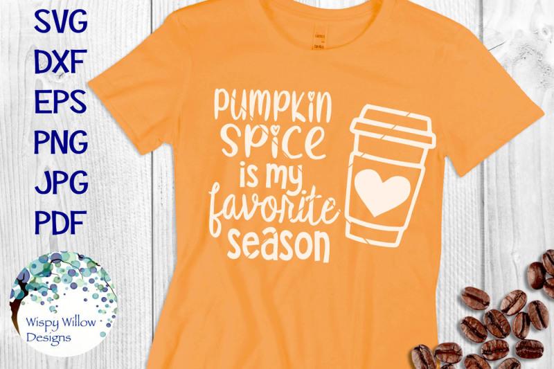 pumpkin-spice-is-my-favorite-season