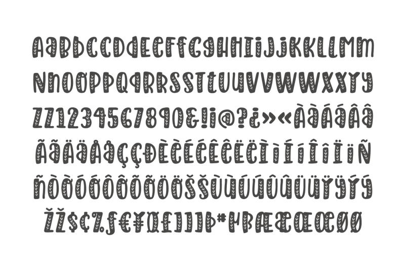 acres-font