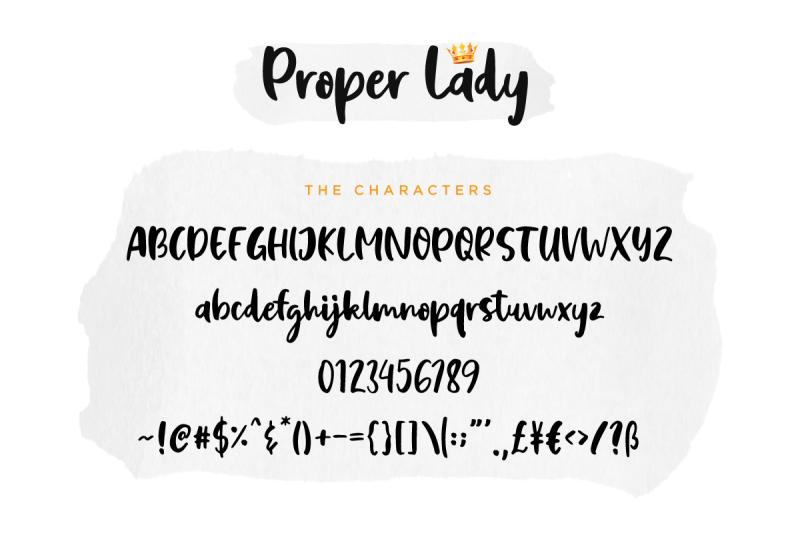 proper-lady