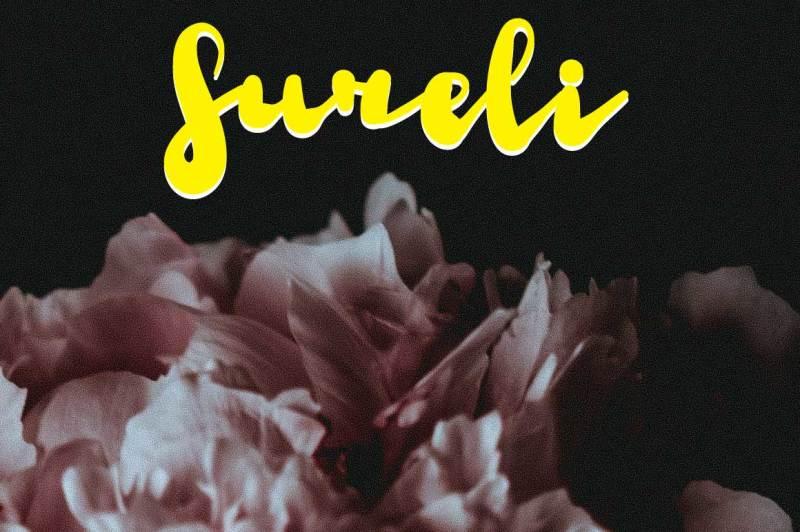 sureli-script-font