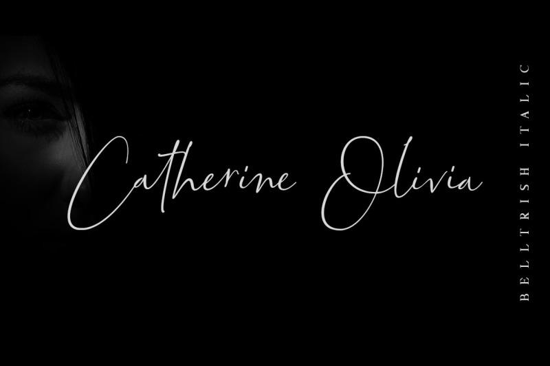 bettrish-stylish-signature-font