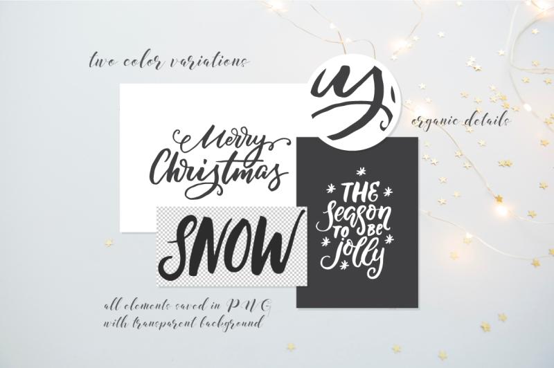 winter-and-christmas-overlays