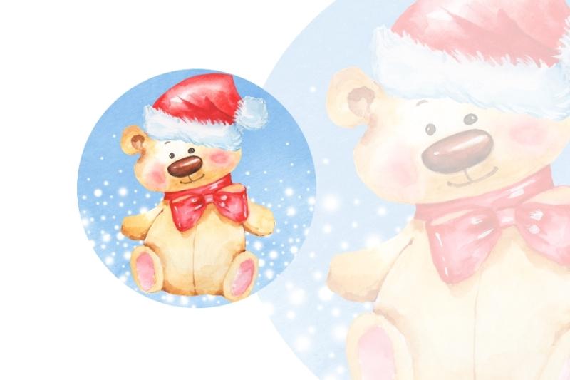 christmas-teddy