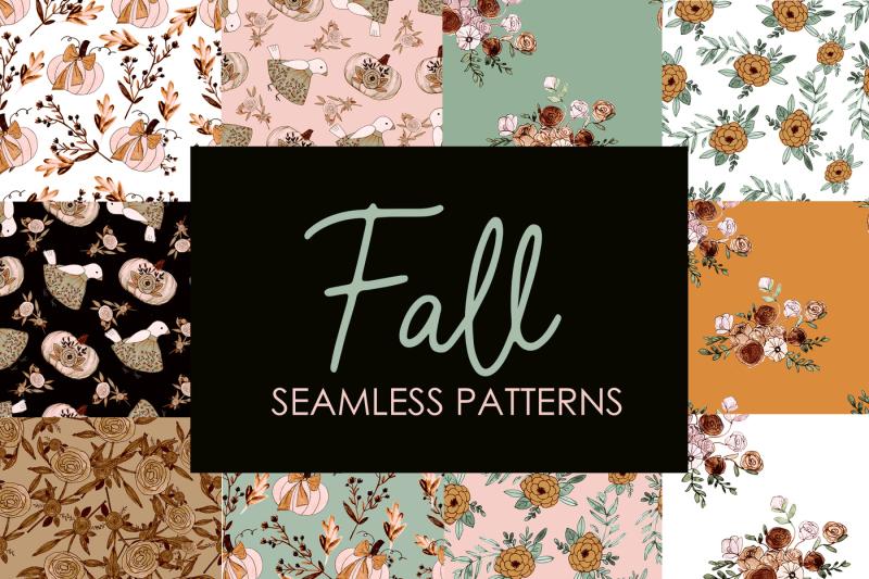 fall-seamless-patterns