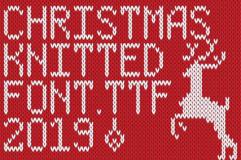 christmas-knitted-font-ol-version-2-0