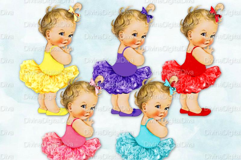 tutu-vintage-baby-girl-set-bright-colors-blonde