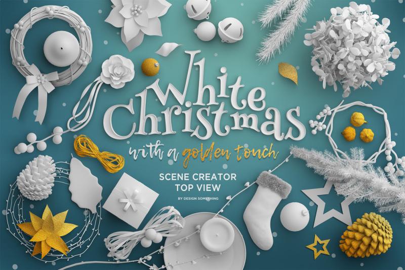 christmas-top-view-scene-creator