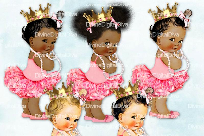 vintage-baby-girl-set-ballerina-dark-pink-and-pearls