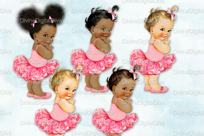 vintage-baby-girl-set-ballerina-dark-pink