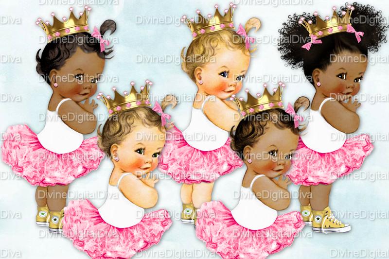 vintage-baby-girl-set-ballerina-pink-and-white
