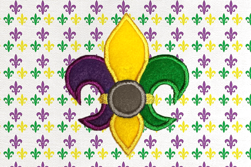 fleur-de-lis-with-round-monogram-area-applique-embroidery