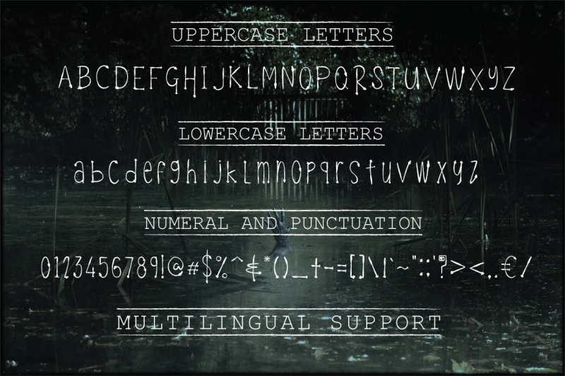 celeste-funky-typeface