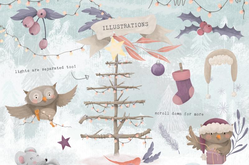 cozy-days-illustrations