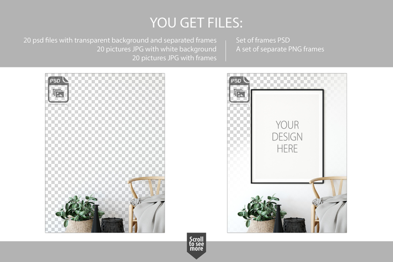 Download Stand Psd Mockup Yellowimages