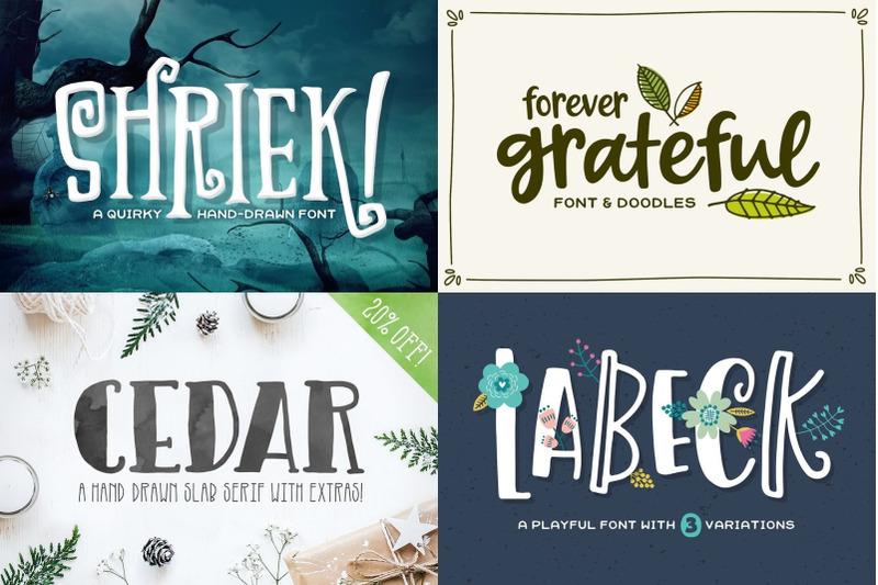 sweet-dreams-font-bundle