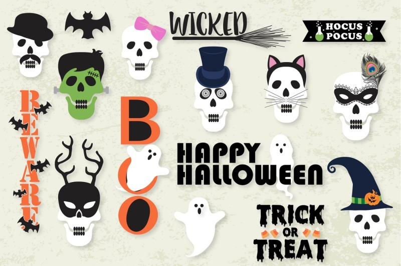 halloween-png-clipart-and-digital-paper-pack